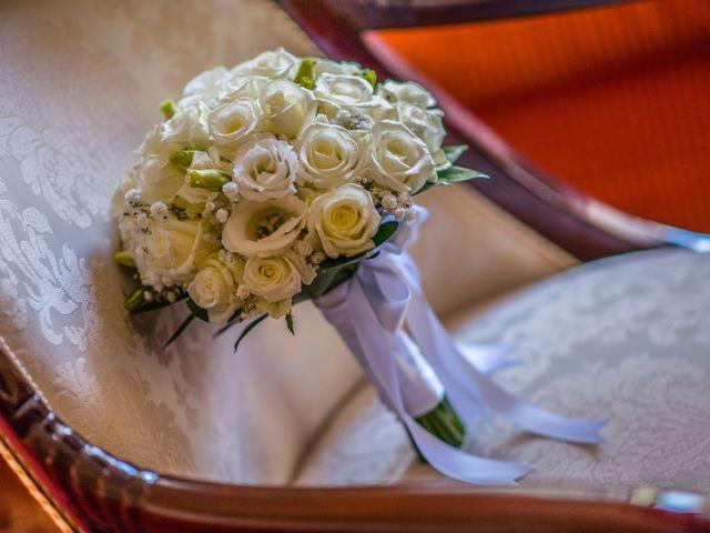 Il matrimonio di Lorenzo e Alessandra a Bassano Romano, Viterbo 7