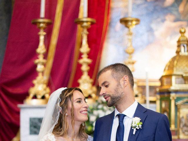 Il matrimonio di Lorenzo e Alessandra a Bassano Romano, Viterbo 22