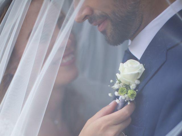 Il matrimonio di Lorenzo e Alessandra a Bassano Romano, Viterbo 29