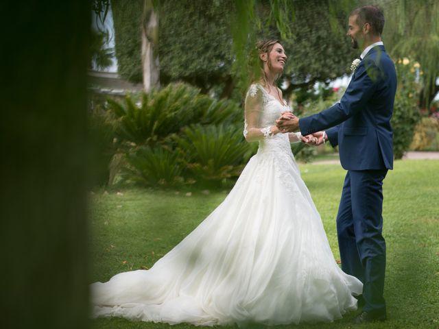 Il matrimonio di Lorenzo e Alessandra a Bassano Romano, Viterbo 55