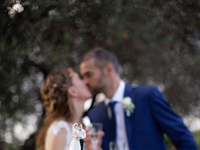 Il matrimonio di Lorenzo e Alessandra a Bassano Romano, Viterbo 62