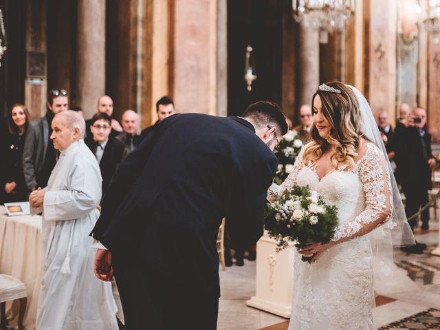 Il matrimonio di Luca e Lidia a Roma, Roma 24