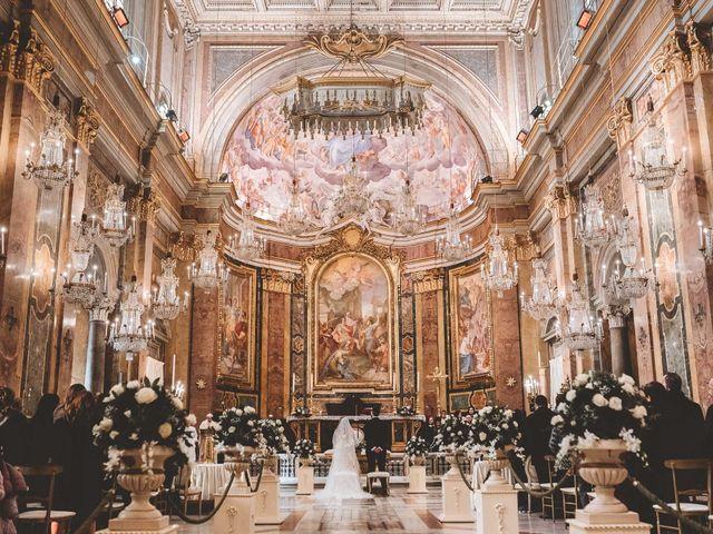 Il matrimonio di Luca e Lidia a Roma, Roma 28