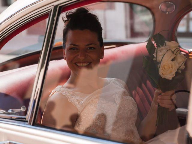 Il matrimonio di Mattia e Laura a Caprino Veronese, Verona 9