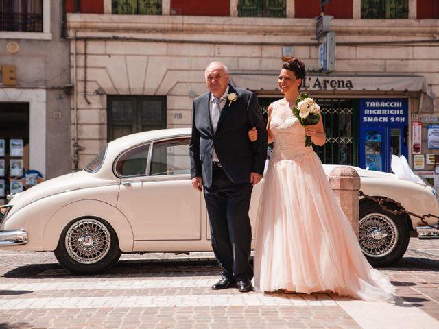 Il matrimonio di Mattia e Laura a Caprino Veronese, Verona 10