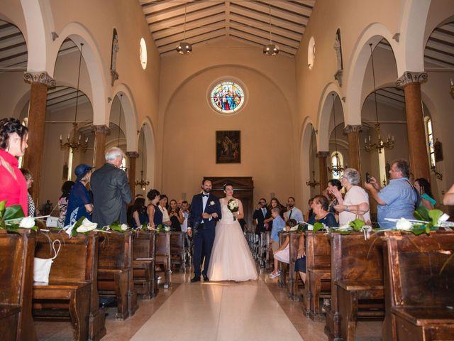 Il matrimonio di Mattia e Laura a Caprino Veronese, Verona 11
