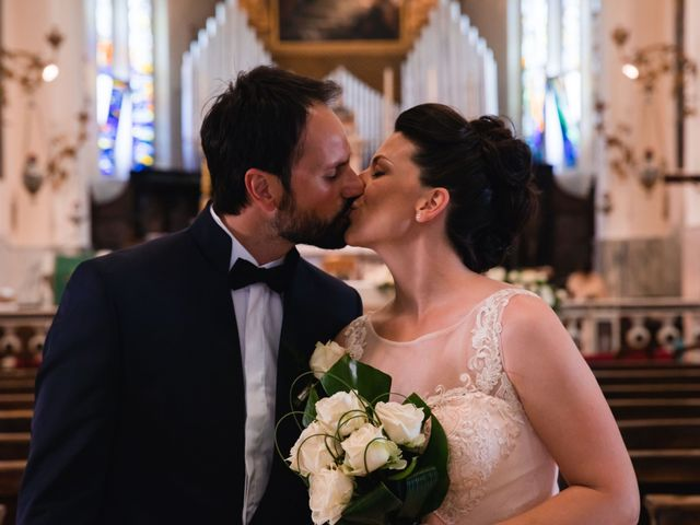 Il matrimonio di Mattia e Laura a Caprino Veronese, Verona 1