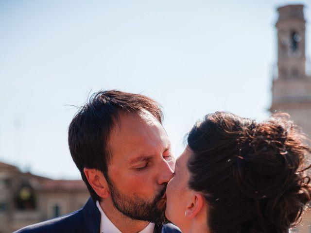 Il matrimonio di Mattia e Laura a Caprino Veronese, Verona 14