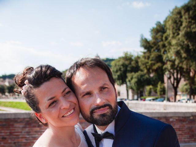 Il matrimonio di Mattia e Laura a Caprino Veronese, Verona 16