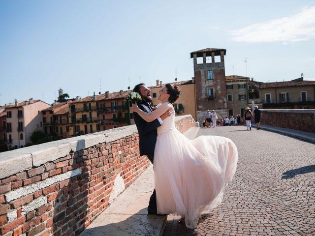 Il matrimonio di Mattia e Laura a Caprino Veronese, Verona 19