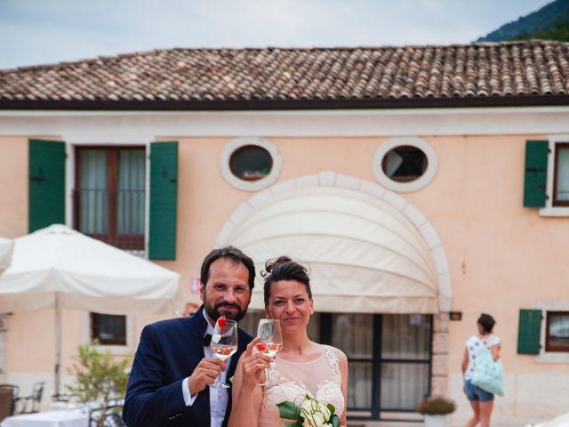 Il matrimonio di Mattia e Laura a Caprino Veronese, Verona 22