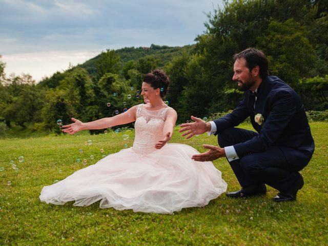 Il matrimonio di Mattia e Laura a Caprino Veronese, Verona 26
