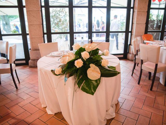 Il matrimonio di Mattia e Laura a Caprino Veronese, Verona 35