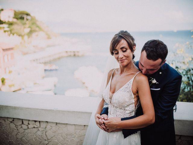 Il matrimonio di Leonardo e Brunella a Napoli, Napoli 21