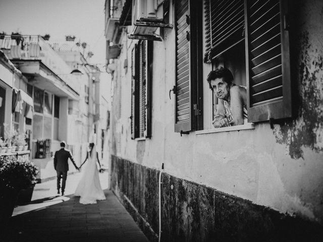 Il matrimonio di Leonardo e Brunella a Napoli, Napoli 22