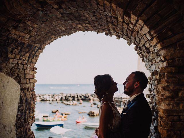 Il matrimonio di Leonardo e Brunella a Napoli, Napoli 24