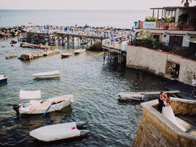 Il matrimonio di Leonardo e Brunella a Napoli, Napoli 25
