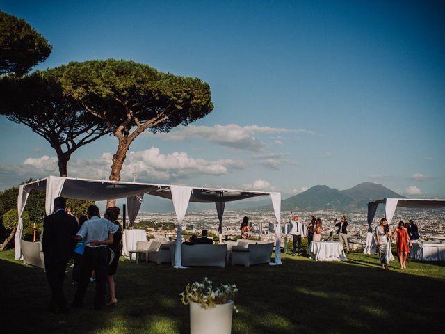 Il matrimonio di Leonardo e Brunella a Napoli, Napoli 30