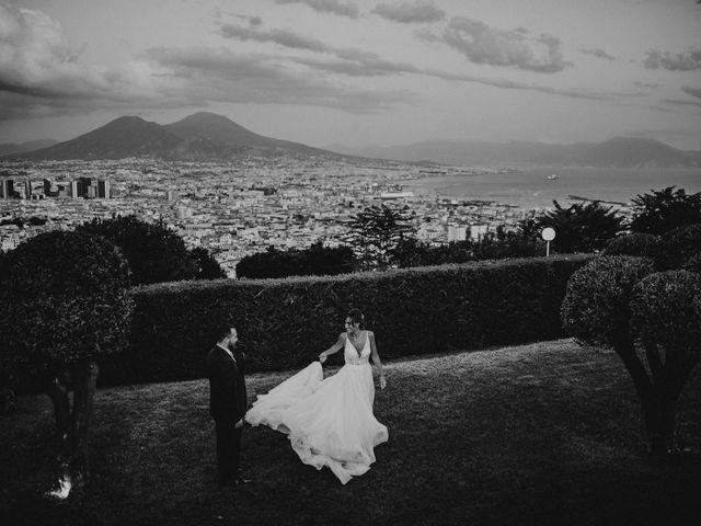 Il matrimonio di Leonardo e Brunella a Napoli, Napoli 46