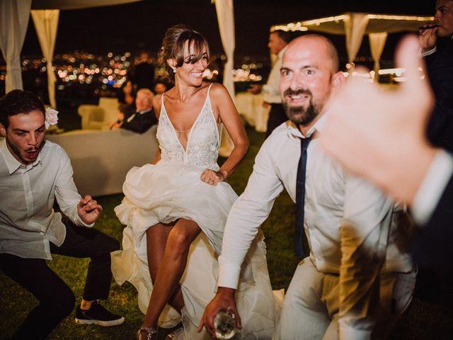Il matrimonio di Leonardo e Brunella a Napoli, Napoli 50