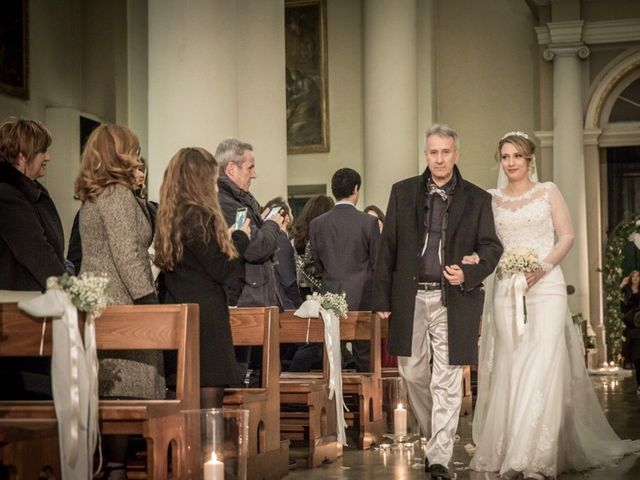 Il matrimonio di Fabio e Clarissa a Porto San Giorgio, Fermo 16