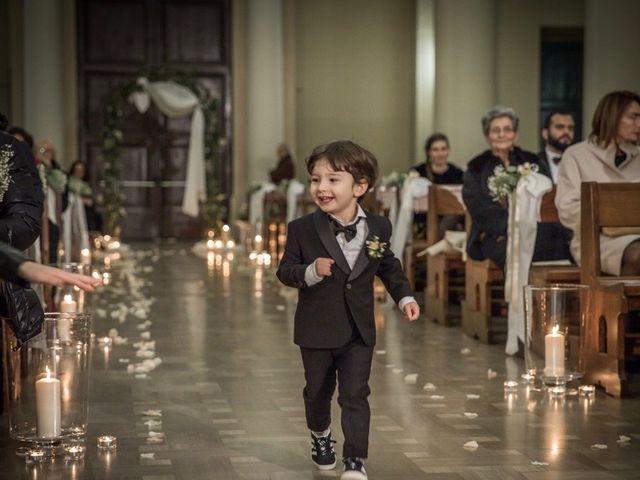 Il matrimonio di Fabio e Clarissa a Porto San Giorgio, Fermo 19