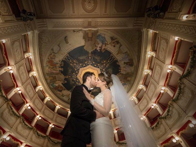Il matrimonio di Fabio e Clarissa a Porto San Giorgio, Fermo 2