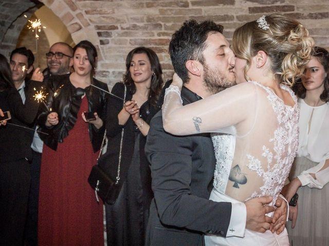 Il matrimonio di Fabio e Clarissa a Porto San Giorgio, Fermo 27