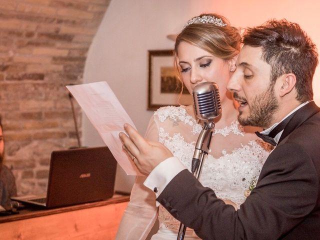 Il matrimonio di Fabio e Clarissa a Porto San Giorgio, Fermo 30