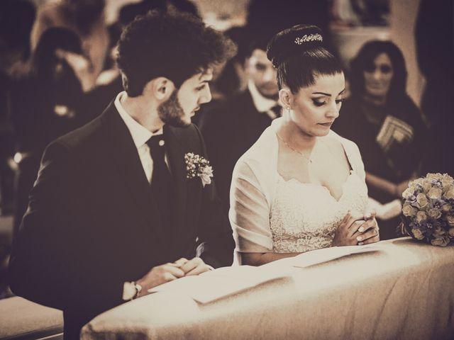 Il matrimonio di Oscar e Giuliana a Montesarchio, Benevento 28