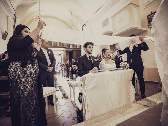 Il matrimonio di Oscar e Giuliana a Montesarchio, Benevento 32