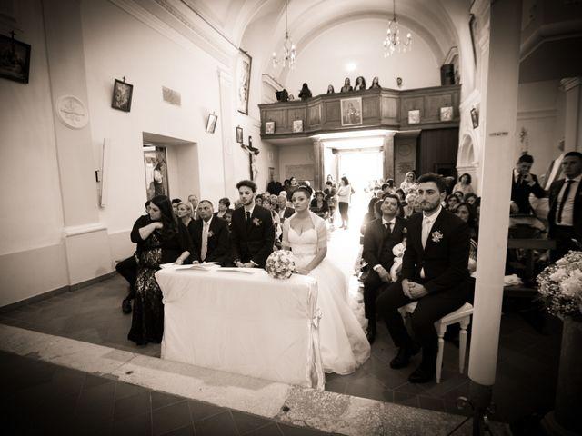Il matrimonio di Oscar e Giuliana a Montesarchio, Benevento 33
