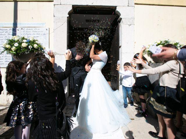 Il matrimonio di Oscar e Giuliana a Montesarchio, Benevento 34