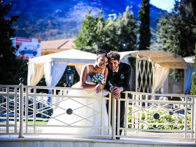 Il matrimonio di Oscar e Giuliana a Montesarchio, Benevento 40