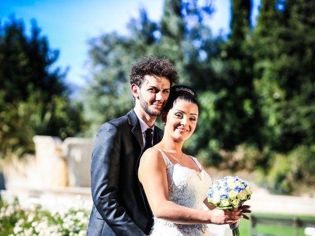 Il matrimonio di Oscar e Giuliana a Montesarchio, Benevento 41