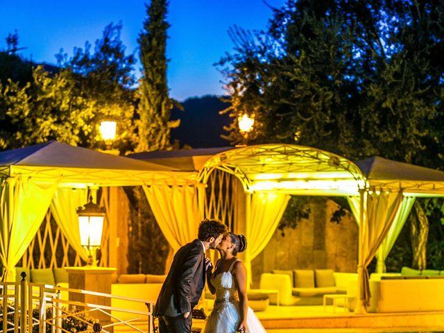 Il matrimonio di Oscar e Giuliana a Montesarchio, Benevento 43