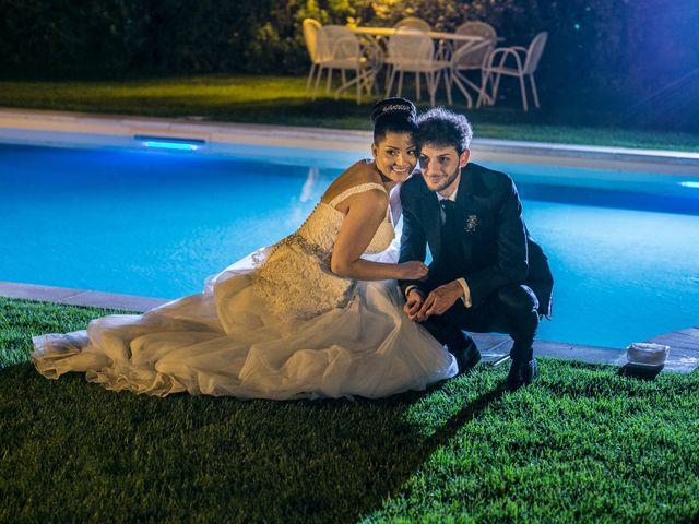 Il matrimonio di Oscar e Giuliana a Montesarchio, Benevento 45
