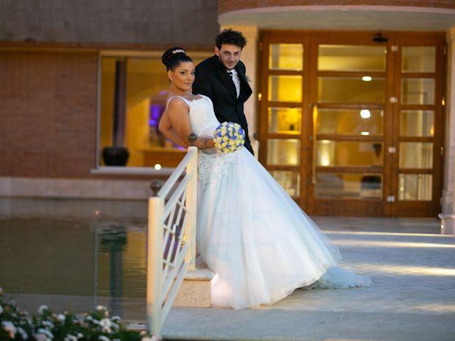 Il matrimonio di Oscar e Giuliana a Montesarchio, Benevento 46