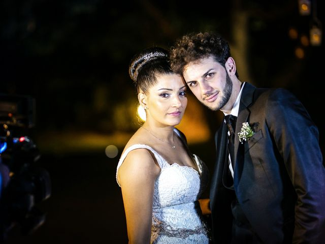 Il matrimonio di Oscar e Giuliana a Montesarchio, Benevento 47