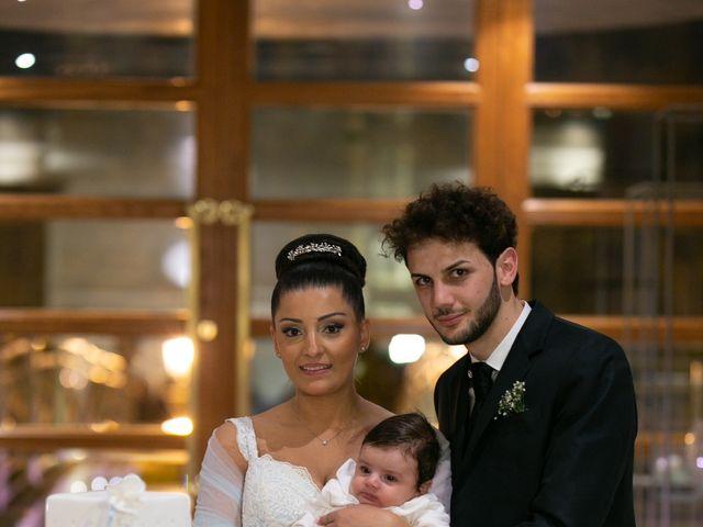 Il matrimonio di Oscar e Giuliana a Montesarchio, Benevento 62