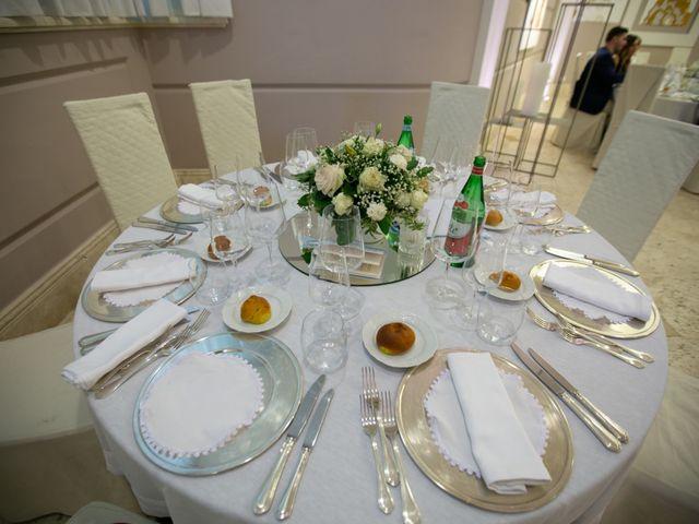 Il matrimonio di Oscar e Giuliana a Montesarchio, Benevento 63