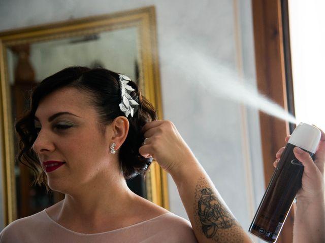 Il matrimonio di Alessandro e Valentina a Erbusco, Brescia 2