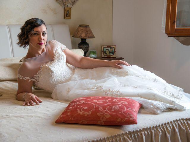 Il matrimonio di Alessandro e Valentina a Erbusco, Brescia 8