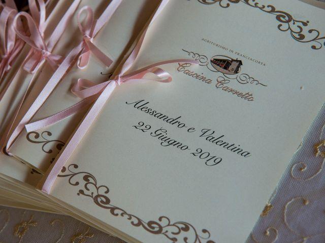 Il matrimonio di Alessandro e Valentina a Erbusco, Brescia 9
