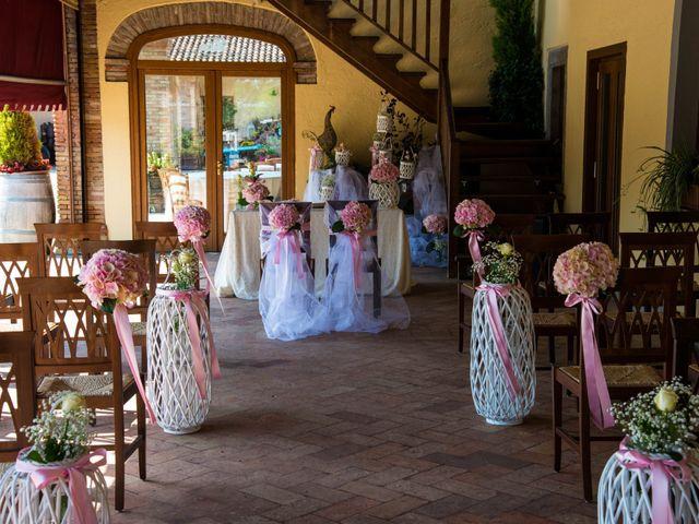 Il matrimonio di Alessandro e Valentina a Erbusco, Brescia 10