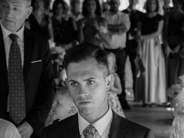 Il matrimonio di Alessandro e Valentina a Erbusco, Brescia 18