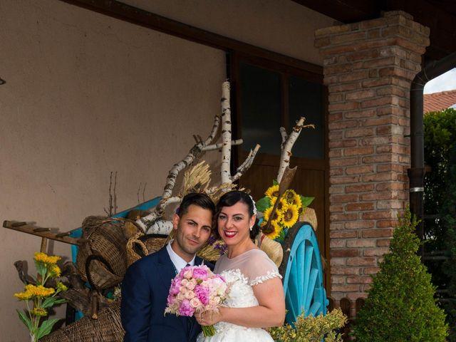 Il matrimonio di Alessandro e Valentina a Erbusco, Brescia 21