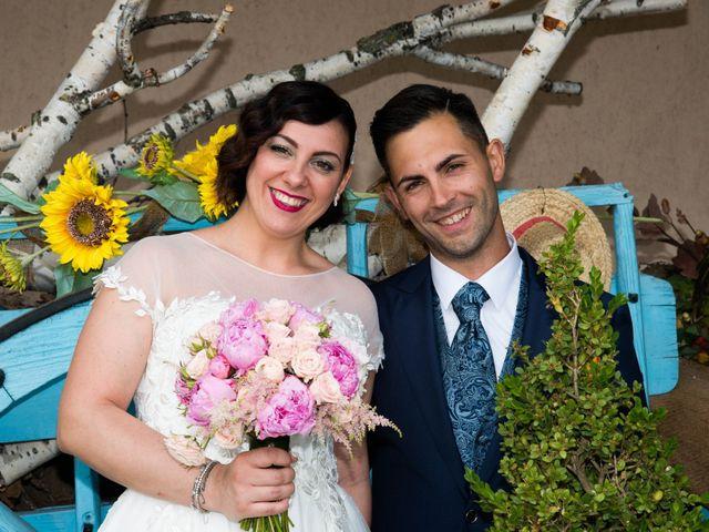 Il matrimonio di Alessandro e Valentina a Erbusco, Brescia 24