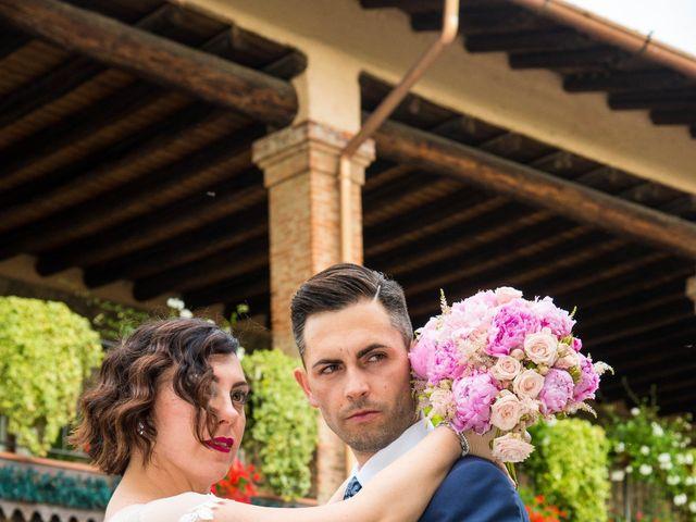 Il matrimonio di Alessandro e Valentina a Erbusco, Brescia 25