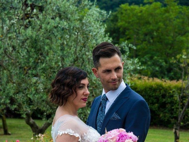 Il matrimonio di Alessandro e Valentina a Erbusco, Brescia 26
